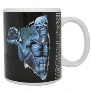 Iron Maiden Different World Drinking Cup/Mug